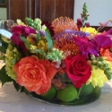 fruit-flower-centerpiece